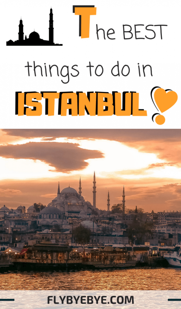 Best things to do in Istanbul. Complete Istanbul itinerary for 5 days. Travel istanbul and visit all these must-see places. Travel Istanbul Istanbul - Turkey