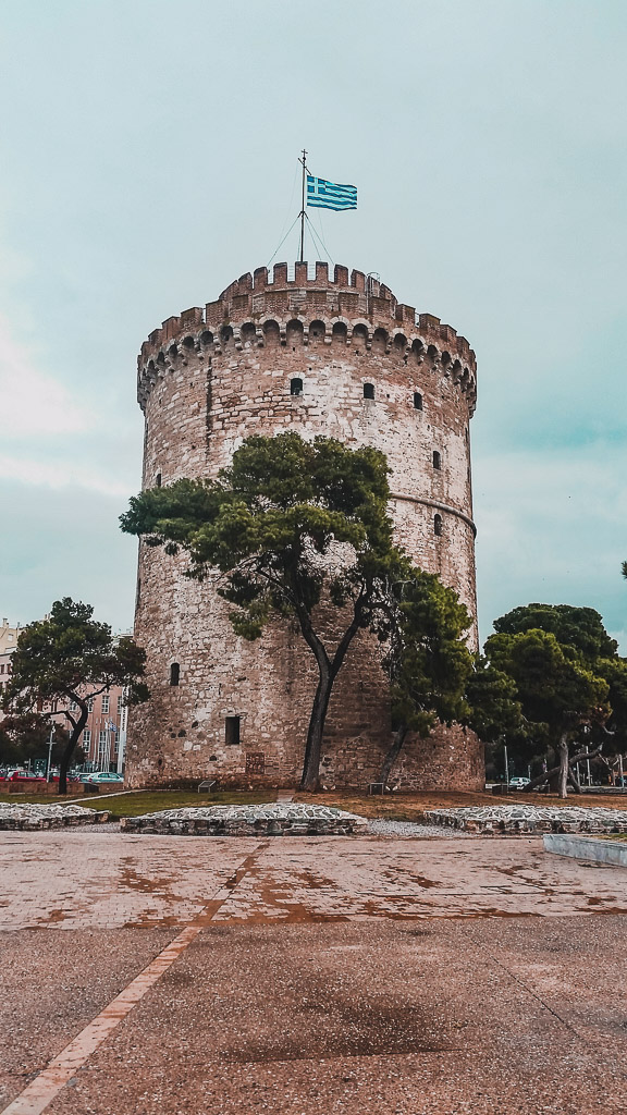 what to do in thessaloniki - white tower
