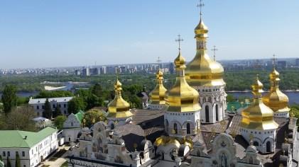 Lavra Monastery, Ukraine