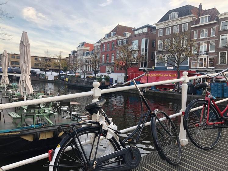 Leiden bikes