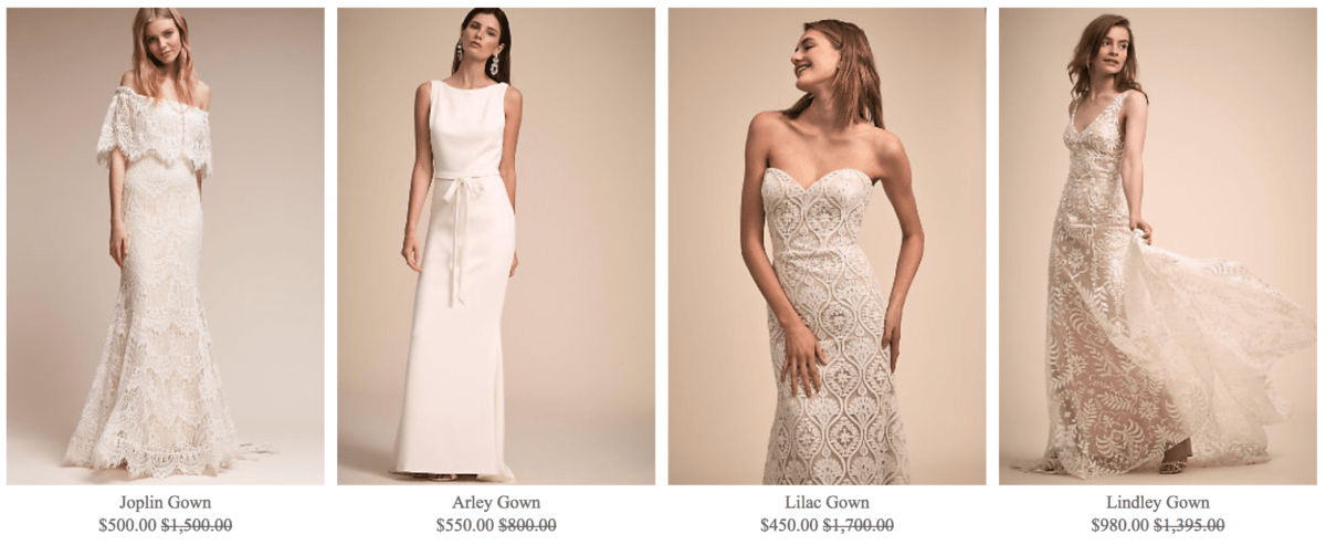 1842b80102ebb Yes, all of these gowns are less than $1000 *and* returnable.