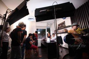 Chọn đơn vị quay phim chuyên nghiệp để có dịch vụ tốt nhất