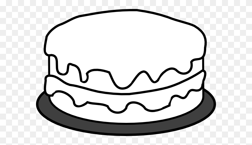 Birthday Cake Clipart Black And White Nice Clip Art Cake Clipart Free Stunning Free Transparent Png Clipart Images Free Download