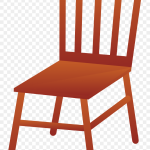 Brown Wooden Chair Sit At Desk Clipart Stunning Free Transparent Png Clipart Images Free Download