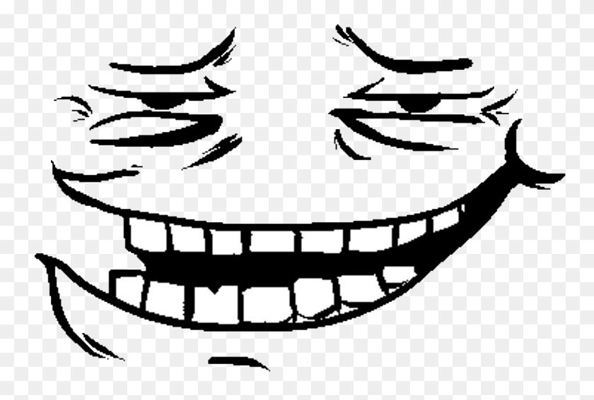 Flowey Trollface Undertale Know Your Meme Troll Face Png