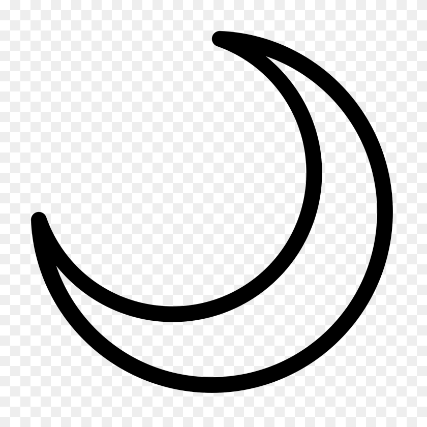 Icona Crescent Moon Moon Icon Png Stunning Free Transparent Png Clipart Images Free Download