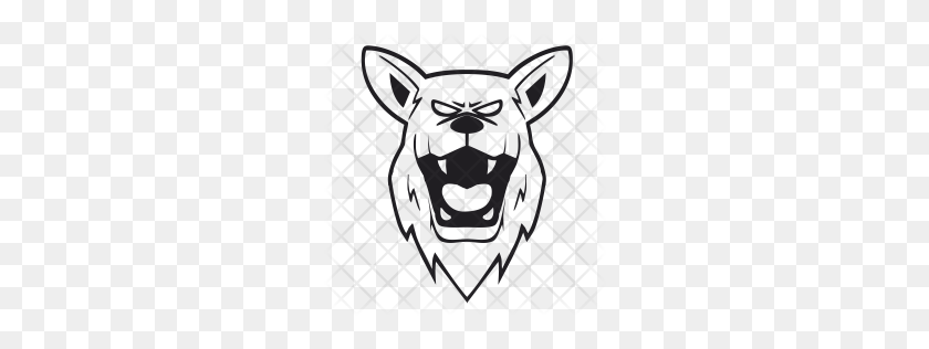 Premium Wolf Face Icon Download Png Wolf Face Png Stunning
