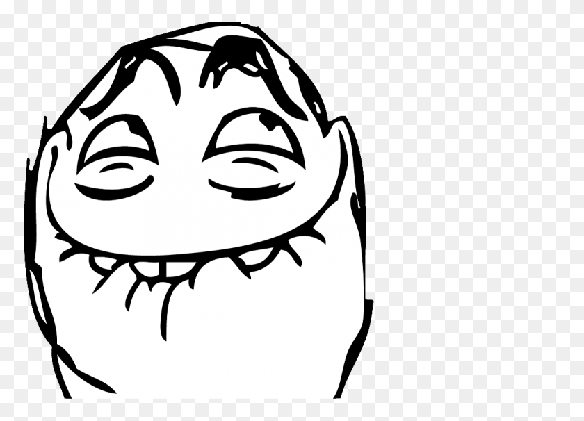 Rage Face Troll Face Transparent Png Troll Face Clipart
