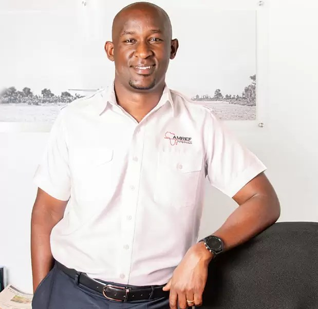Stephen Gitau - CEO, AMREF Flying Doctors