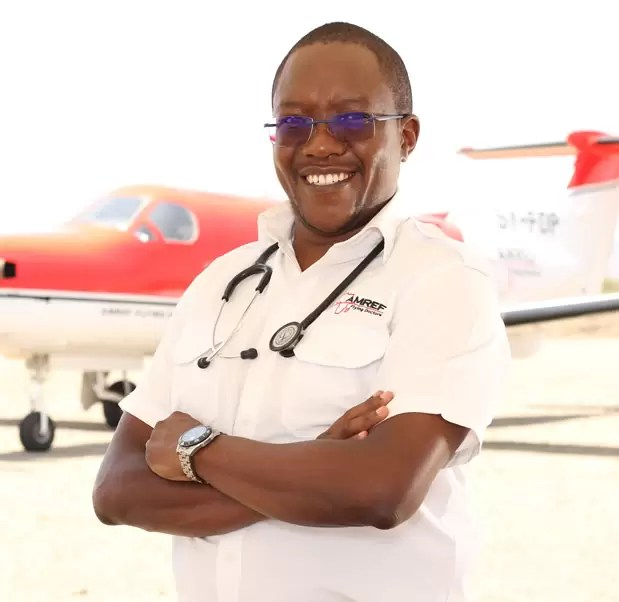 Dr Joseph Lelo