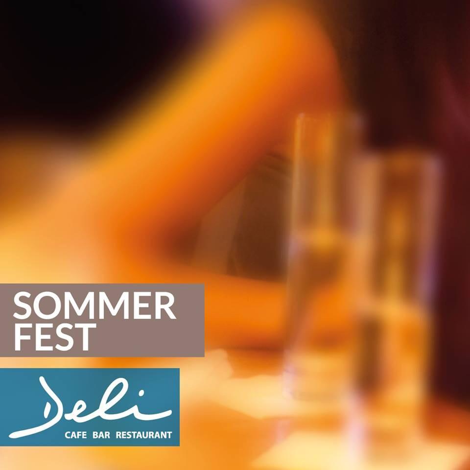 Deli Sommer Fest Sa. 26.7.14 , Deli Konstanz Live: Electric Swing Circus (UK)  Eintritt frei!