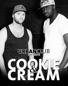 Urbanclub pres. Cookie & Cream – Mi 27.08.2014 – ab 22:00 Uhr –  Berrys Ko ...