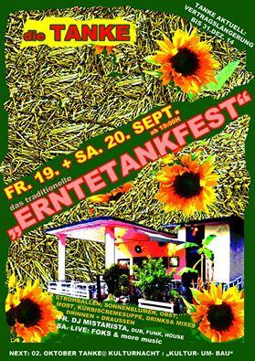 Erntetankfest – 20.9. – Tanke – Radolfzell