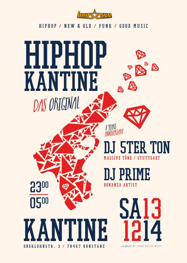 HipHop-Kantine – Sa-13-12-14
