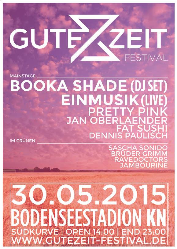 Das GuteZeit – Festival 2015