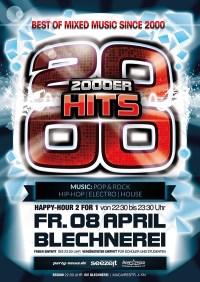 2000er Party – Die Blechnerei