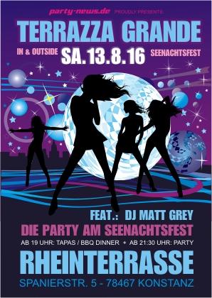 Terrazza Grande – 13.8.16 – Rheinterrasse – Konstanz