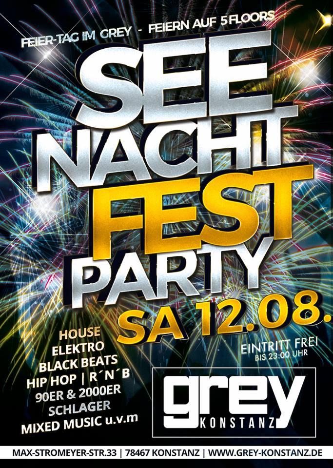 SeeNachtFest-Party