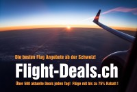 Flight-Deals.ch – Die besten Flug-Deals