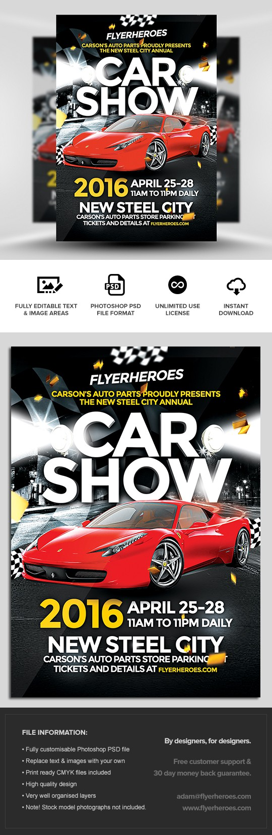 Car Flyer Template sales flyer template 61 free psd format – Car for Sale Flyer Template