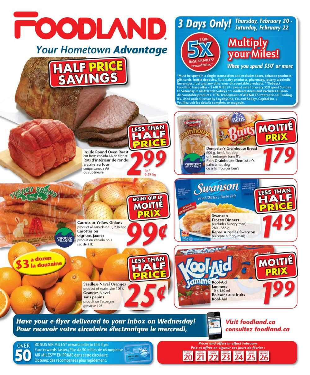 Fresh Mart Weekly Flyer