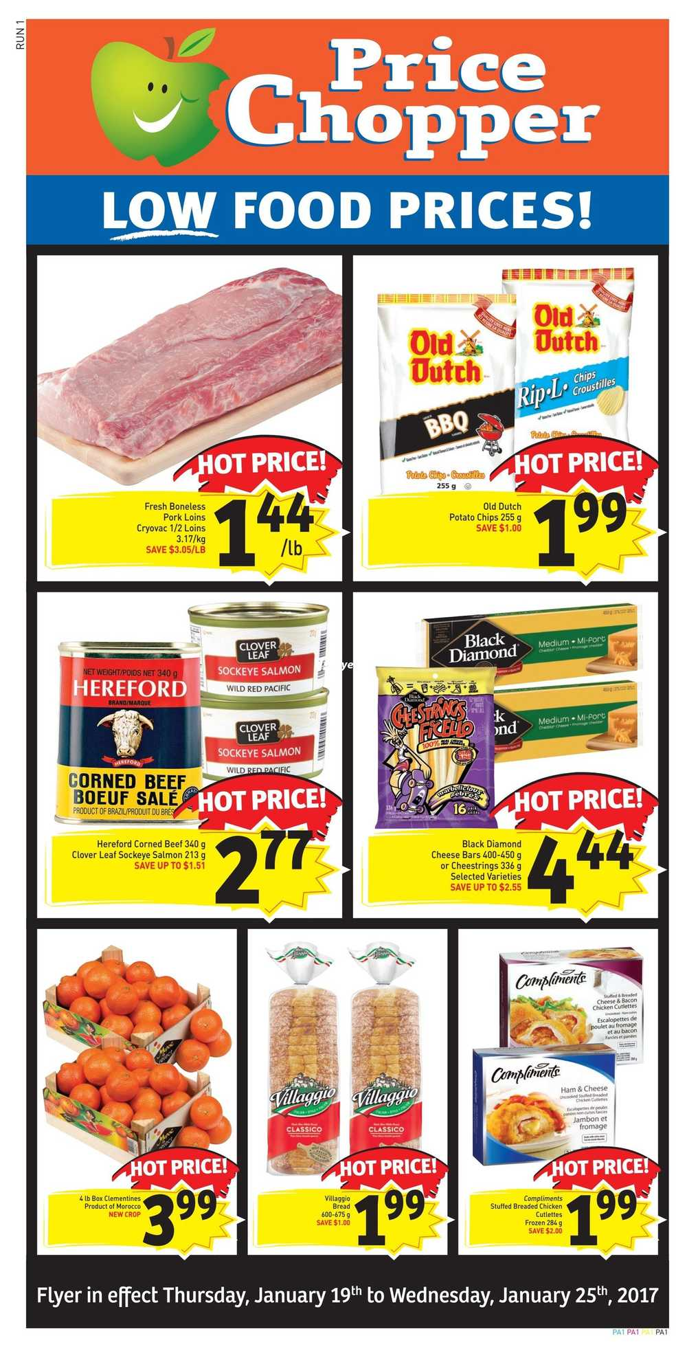 Fresh Grocer Weekly Sale