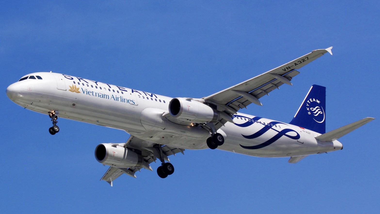 越南航空 A321-200