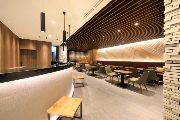 京都二條艾迪斯達酒店 大堂
