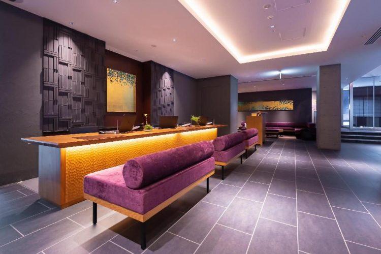 威斯特高貴酒店 京都和邸 大堂