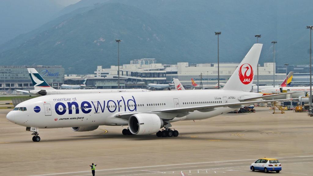 Japan Airlines 777-200ER