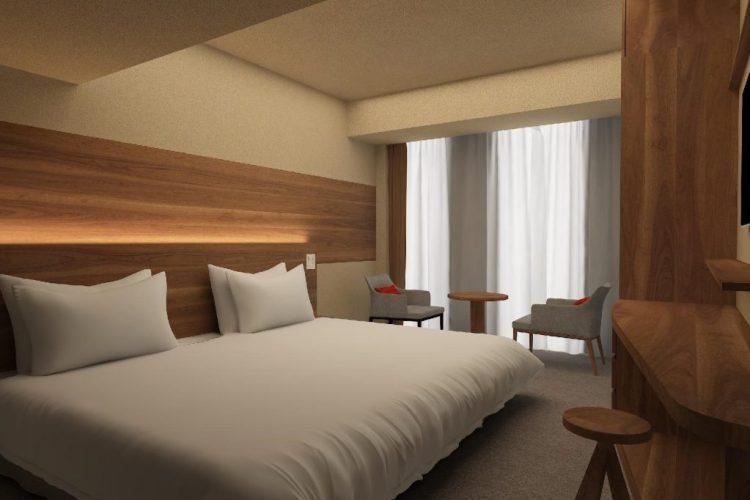 卡拉扎酒店Premier東京銀座 雙人房