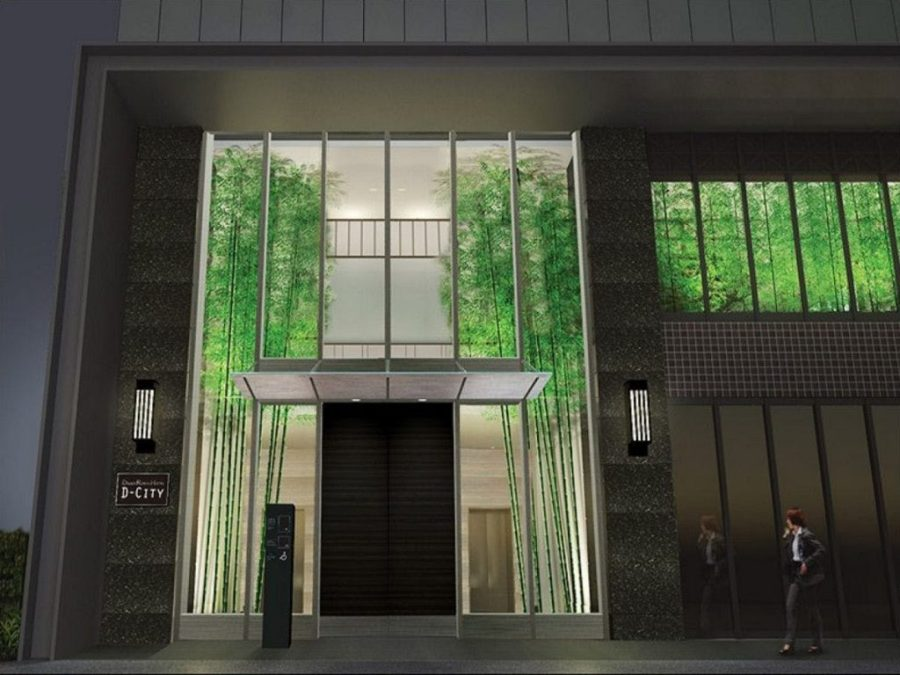 大和皇家酒店D-City - 名古屋伏見 入口