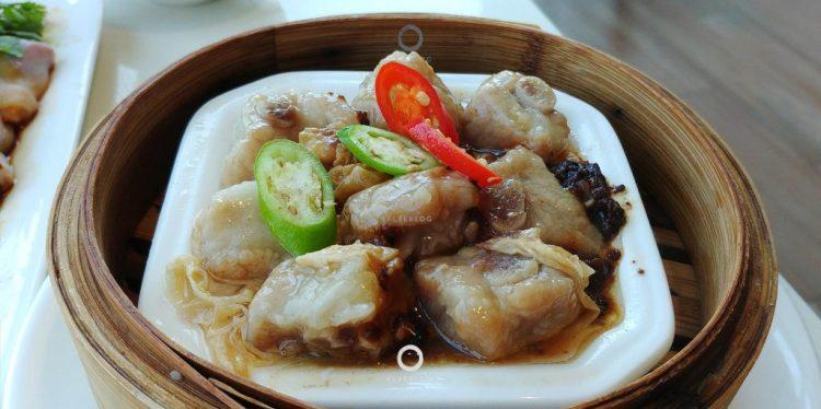 Hong Bao 紅包-蒸排骨