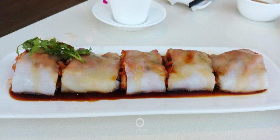 Hong Bao 紅包-叉燒腸粉