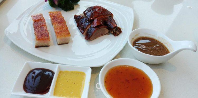 Hong Bao 紅包-燒味雙拼