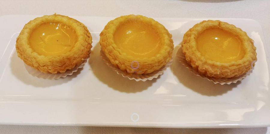 曼谷阿一鮑魚 - 蛋撻