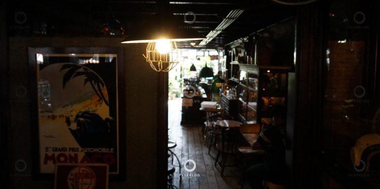 Pompano Roasted Cafe 室內環境