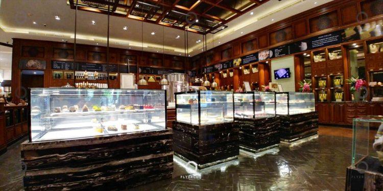 文華東方餅店 The Mandarin Oriental Shop