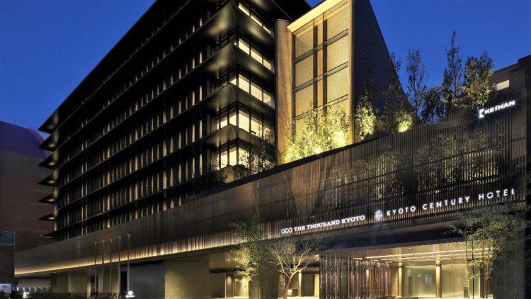 京都千酒店