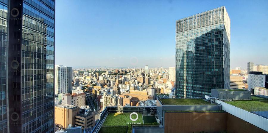 窗外景色 - 名古屋市景