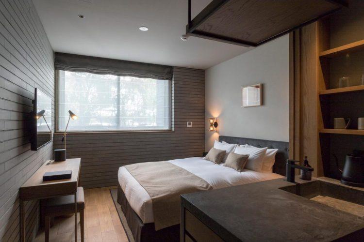 HOTEL CANATA KYOTO 雙人房
