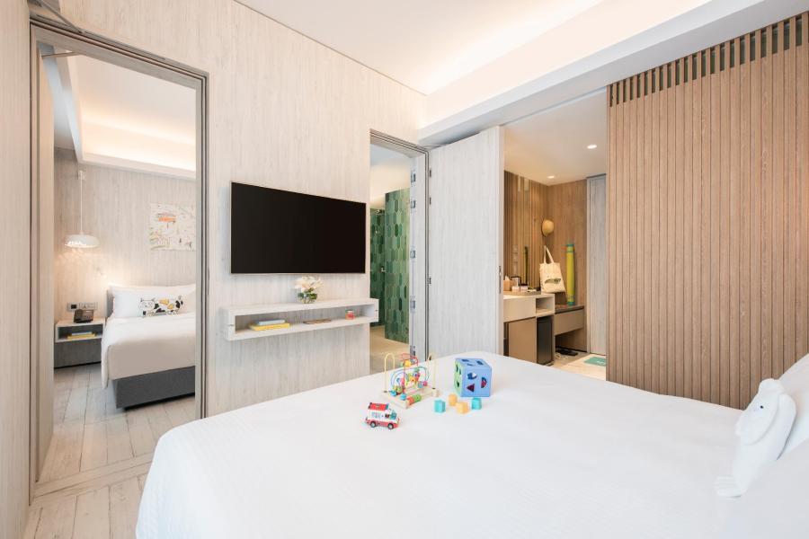 悅樂聖淘沙酒店 家庭房