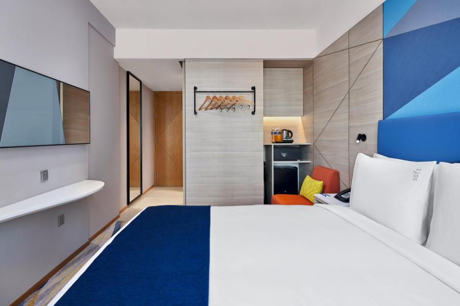 新加坡實龍崗智選假日酒店 雙人房