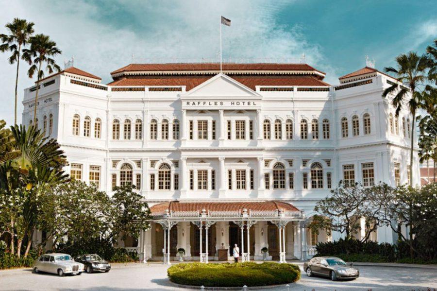 新加坡萊佛士酒店
