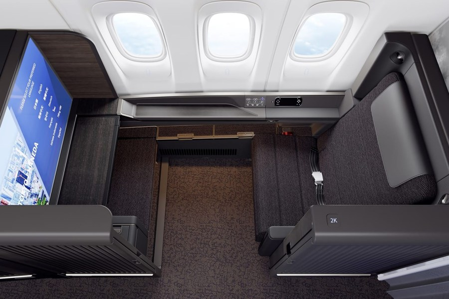 ANA New First Class - THE Suite