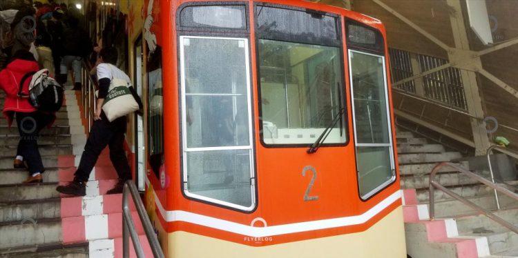 立山登山纜車-往返 立山站 及 美女平站