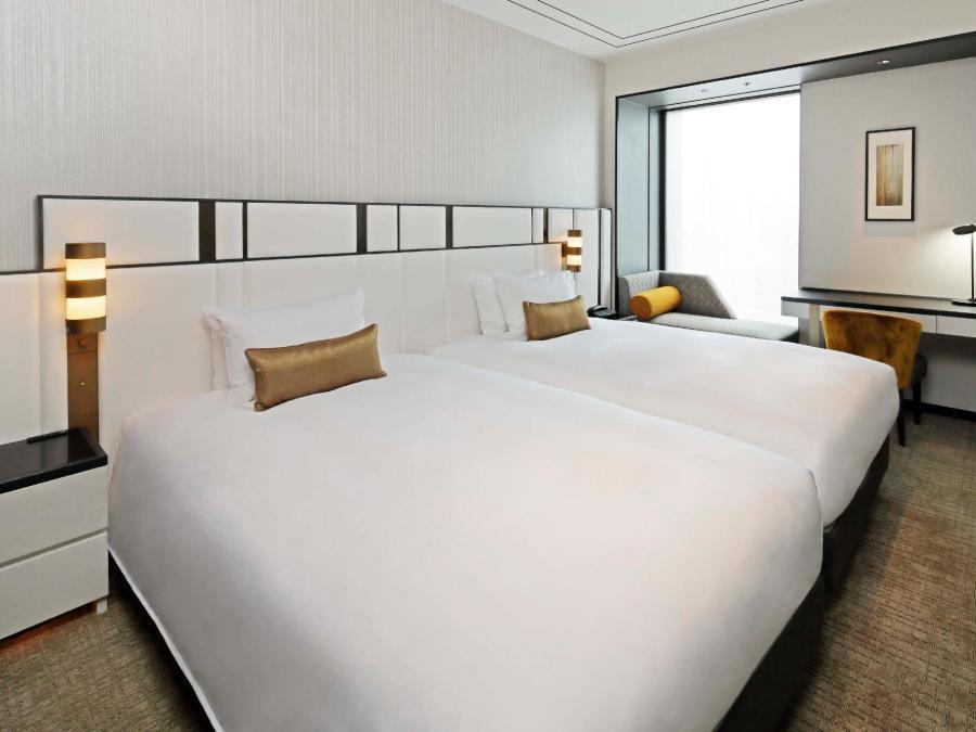 日本橋濱町 Trusty 酒店 Premier 雙床房