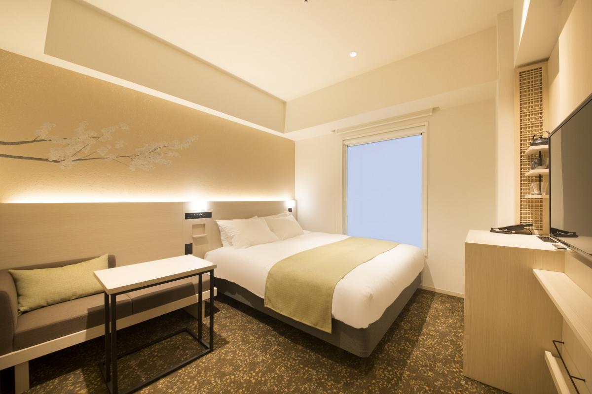 八重翠東京酒店 雙人房
