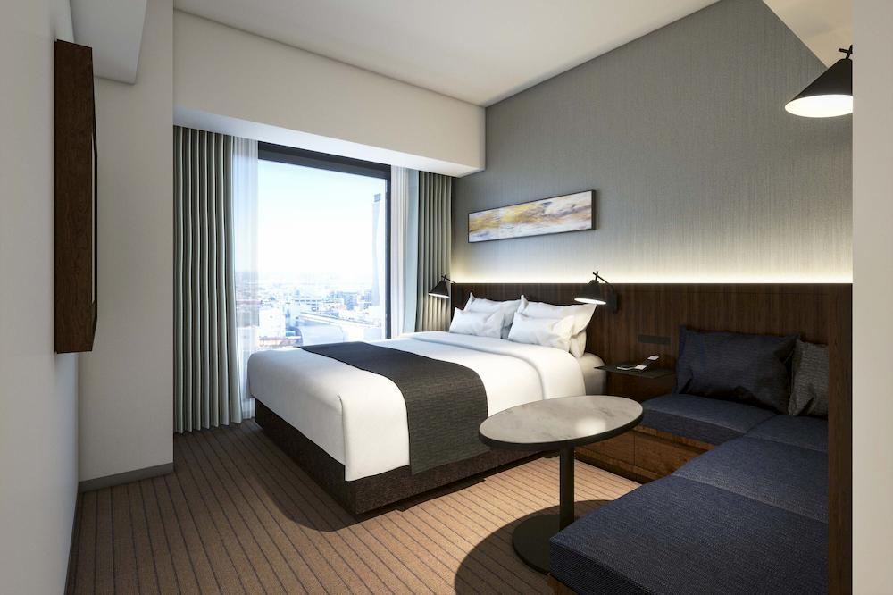 川崎大都會大酒店 雙人房