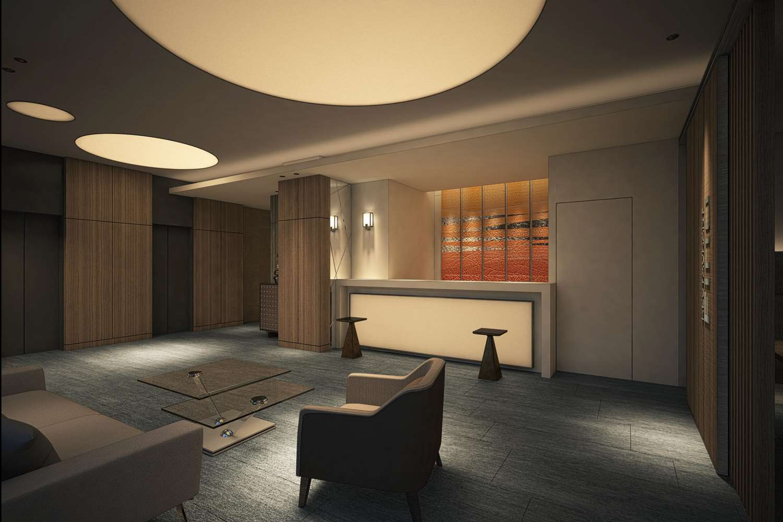 東京赤坂最佳西方 Fino 酒店 大堂